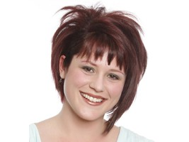 Short-Hairstyles-with-Bangs-for-Women-2014
